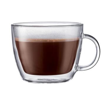 Tasse café latte Bistro Bodum - 0,45l