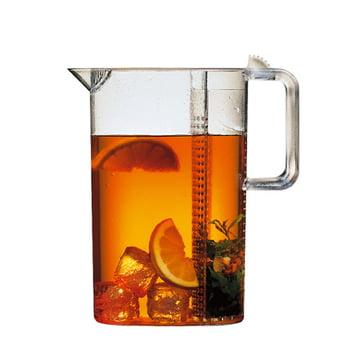 Bodum - Ceylon pichet à thé glacé avec filtre, 1,5 L - transparent