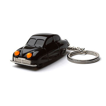 Porte-clés Saab