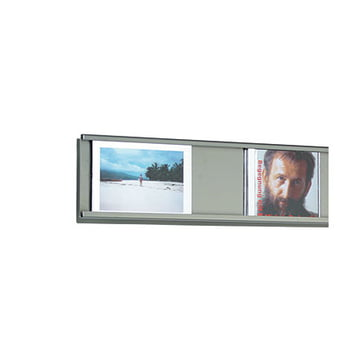 Q-Up 1318 - Presentation system incl. 5 frames