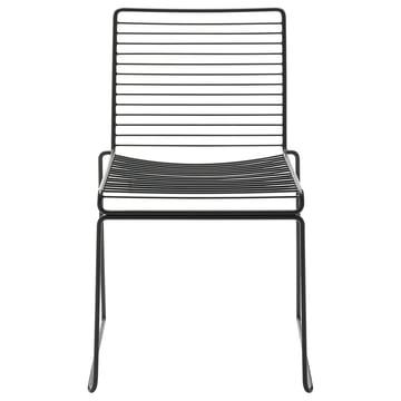 Hay Hee Chaise, noir