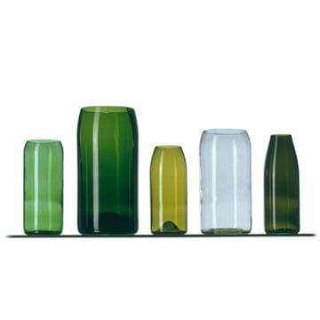 Set de vases 5 pièces de Franz Maurer pour Artificial