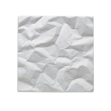 Offecct - Soundwave Scrunch Panneau acoustique, blanc