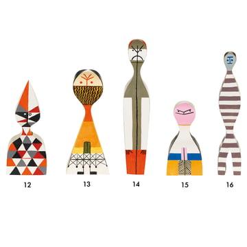 Vitra - Wooden Dolls - Groupe 12-16