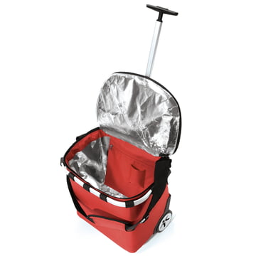 reisenthel - carrycruiser iso, rouge