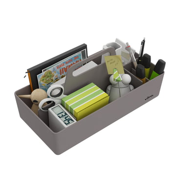 Vitra - Storage Boîte à outils, gris mauve
