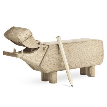 Kay Bojesen - Hippopotame en bois