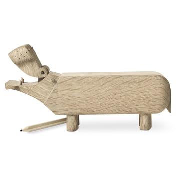 Rosendahl - Kay Bojesen Hippopotame en bois