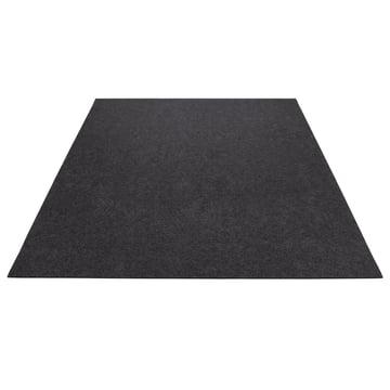 Hey Sign - Chemin de table rectangulaire, graphite