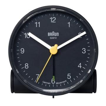 Réveil de Braun BNC001 (AB5), noir