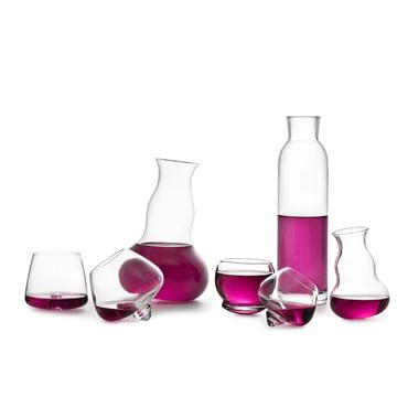 Normann Copenhagen - Gamme diversifiée de verres