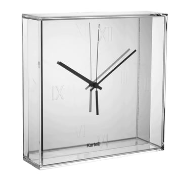 Kartell - Horloge murale Tic & Tac