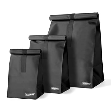 Authentics - Rollbag - noir