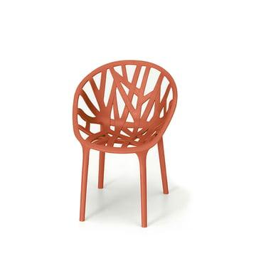 Vitra - Chaise miniature Vegetal, rouge