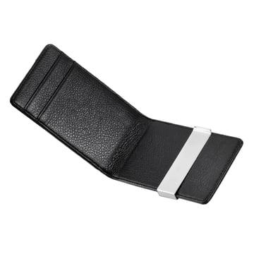 Troika - Porte-cartes de crédit Midnight, noir