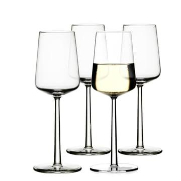 Iittala - Verre à vin blanc Essence (Set de 4)