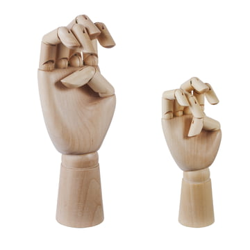 Hay - Wooden Hand, large, petite