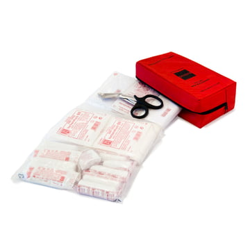 Radius - Accessoires de remplacement pour trousse de premiers secours
