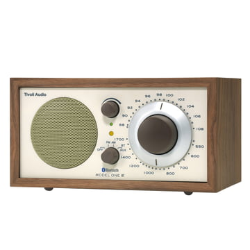 Tivoli Audio - Model One BT, noix/beige