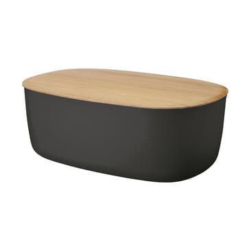 Rig-Tig - Boîte à pain, noire