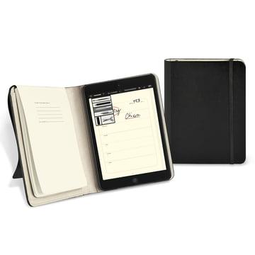 Moleskine - iPad mini Cover - ouvert et fermé