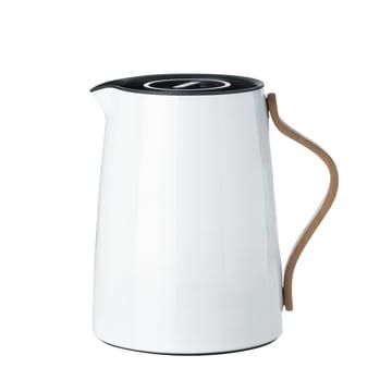 Stelton - Emma carafe isotherme de thé, blanc