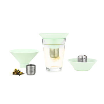 Normann Copenhagen - Tea Strainer - utilisation, suite