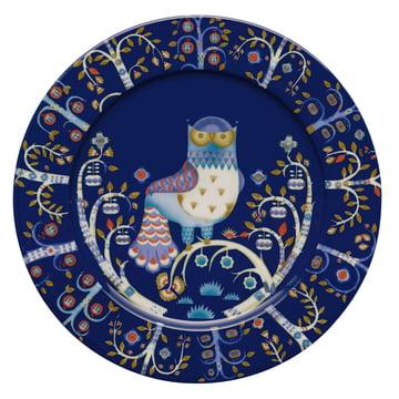 Iittala - Taika - bleue - assiette plate, Ø 30 cm