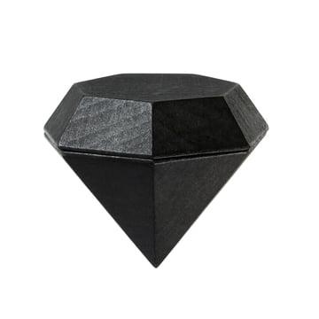 Areaware - Diamond Box, noire