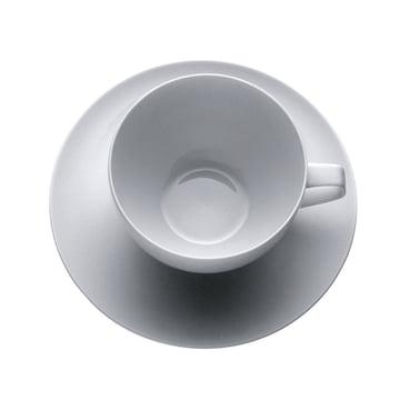 Rosenthal - Service à café TAC - Tasse avec sous-tasse - Vue du dessus