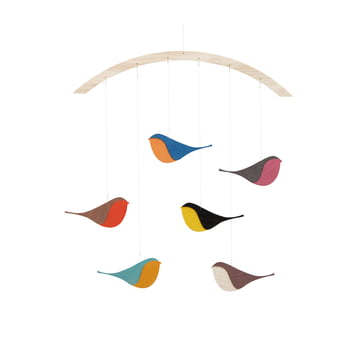 Mobile Snug Songbirds
