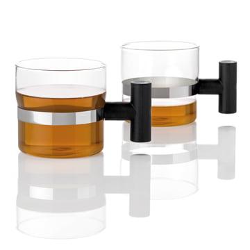 Stelton - Tasse T, lot de 2 - Avec du thé