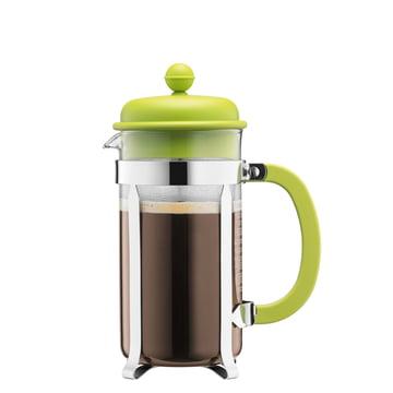 Bodum - Cafetière à piston Caffettiera, 0,35 l, citron vert