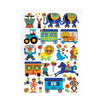 byGraziela - Poster Cirque