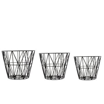 Wire Basket de ferm Living en 3 tailles