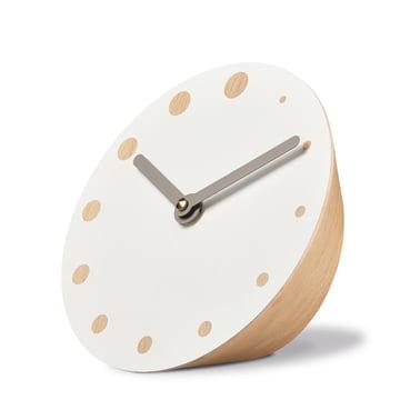 siebensachen - rockaclock Horloge de table, jour