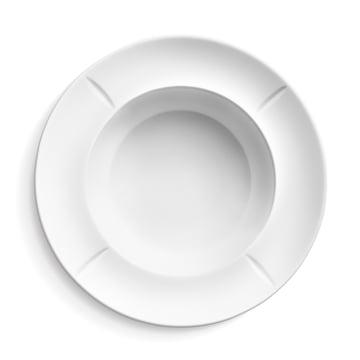 Rosendahl - Assiette à pâtes Soft Grand Cru, 25cm, blanc