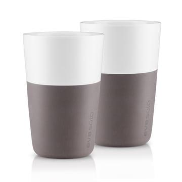 Eva Solo - Caffé Latte Gobelet (set de 2), gris