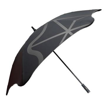 Parapluie Golf_G2 de côté, gris