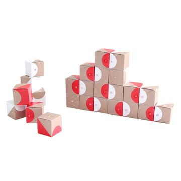 Snug.Studio - Calendrier de l'Avent snug.boxes, cercles décoratifs