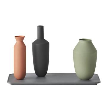 Muuto - Balance Vase (ensemble de 3 vases), Block Colour