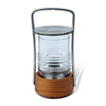 Skagerak - Lampe à pétrole Bollard, teck