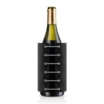 Eva Solo - StayCool Manchette de refroidissement à vin, noir avec bouteille
