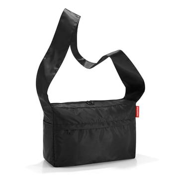 reisenthel - mini maxi citybag, noir