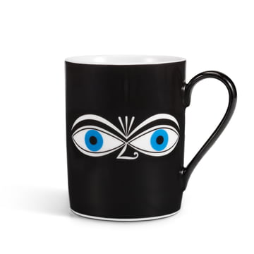 Vitra - Coffee Mug, Eyes bleu