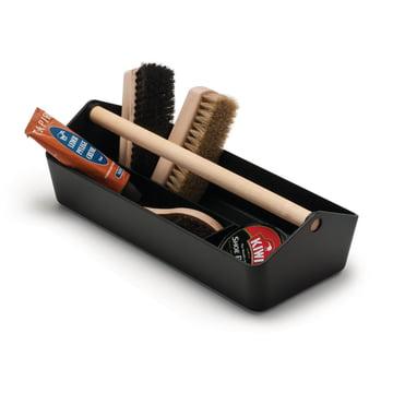 Alessi - Boîte multifonction Cargo Box, noir