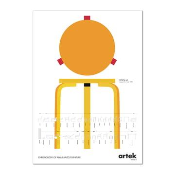 Artek - Poster Stool60