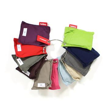 Fatboy - Echantillon de textile et couleur, Sunbrella (2015)