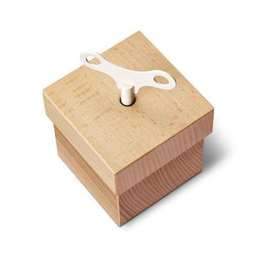siebensachen - Musicbox, bois de hêtre