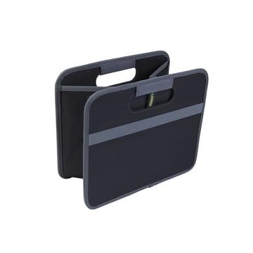 meori - Boîte pliante classique 15litres, noir uni